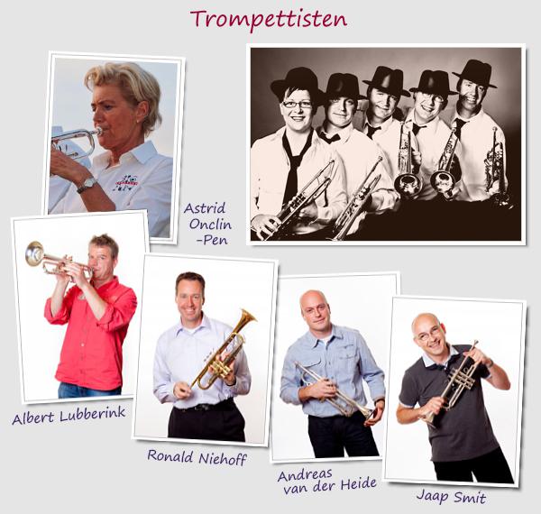 foto trompet sectie